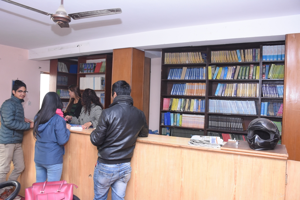 Lab and Library
